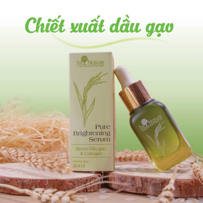 Serum Dau Gao Va Collagen Im Nature 2