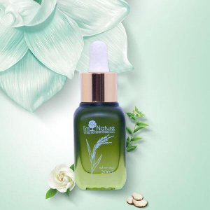 Serum Dau Gao Va Collagen Im Nature