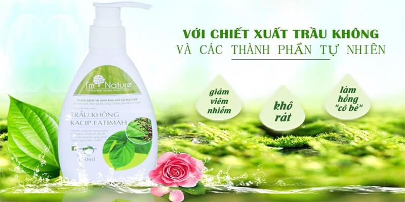 Slider Dung Dich Trau Khong Im Nature